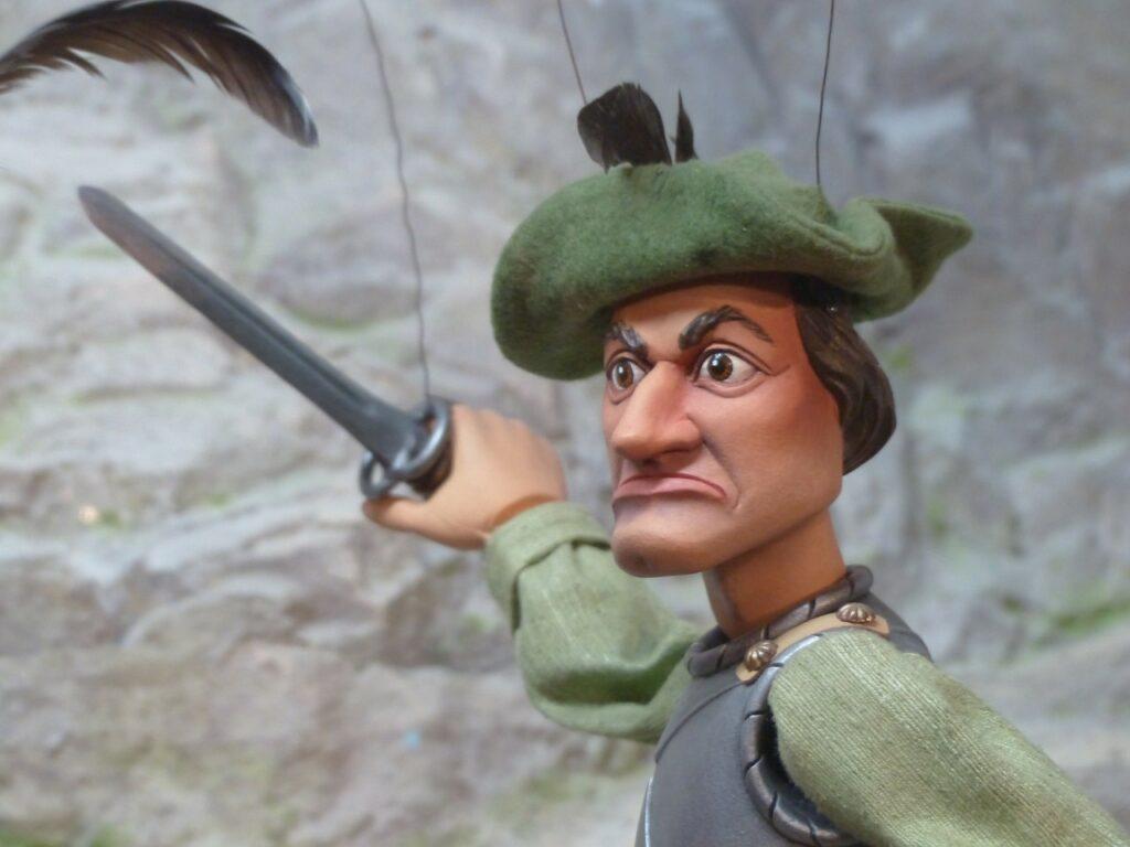 Robin Hood a techniki neutralizacyjne
